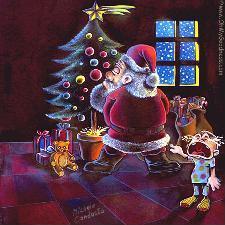 La Navidad por Alberto C.